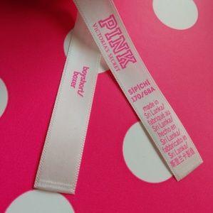 PINK Victoria's Secret Intimates & Sleepwear - 🌺Size S PINK VICTORIA'S SECRET LOGO BOYSHORT
